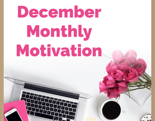 December Motivation plus a FREE Gift